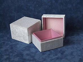 Krabičky - Darčeková krabička - 6750871_