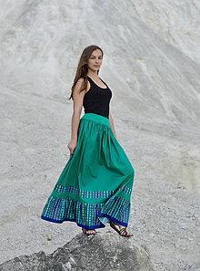 Sukne - Tea skirt - 6750718_