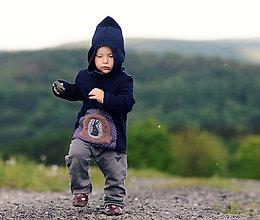 Detské oblečenie - Pro skřítky se zaječími úmysly - 6753451_