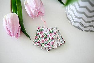 Papiernictvo - Visačky Anna zo zeleného domu - 6755343_