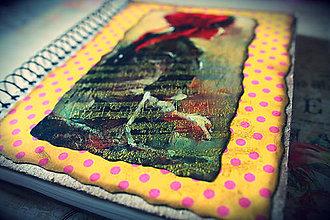 Papiernictvo - Dedinské dievča - 6760112_