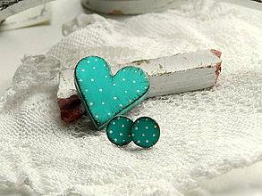 Sady šperkov - Sada nežnôstok - 6758962_