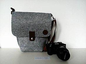 Iné tašky - Taška na zrkadlovku - 6759772_