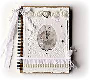 Papiernictvo - Svadobný plánovač-dar na rozlúčku so slobodou 2 - 6759733_