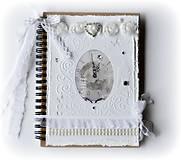 Papiernictvo - Svadobný plánovač-dar na rozlúčku so slobodou 2 - 6759734_