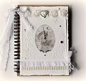 Papiernictvo - Svadobný plánovač-dar na rozlúčku so slobodou 2 - 6759735_