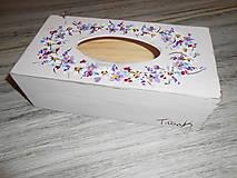 Krabičky - Z lúčnych kvietkov 4 - 6757512_