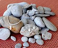 Sady šperkov - Perlový set zo striebra - 6757684_