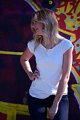 Tričká - Jednoduché tričko ve 21 barvách - 6762072_