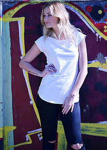 Tričká - Jednoduché tričko ve 21 barvách - 6762074_