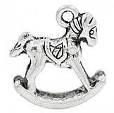 Prívesok hojdací koník