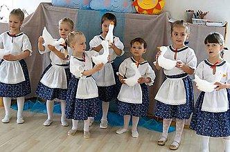 Detské súpravy - detské kroje - 6763431_