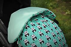 Textil - Podložka do kočíka Concord Wanderer - 6766301_
