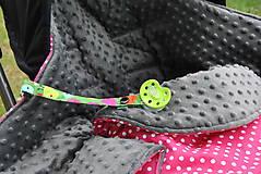 Textil - Podložka do kočíka Concord Wanderer - 6766311_