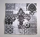 Papier - ServítkaX 9 - Ornament - 6767658_