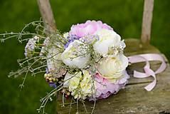 Kytice pre nevestu - kytica pre nevetsu by michelle flowers - 6768539_