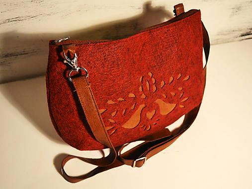 Ani veľká ani malá ľudová kabelka (farebné kombo!)   radusqa - SAShE ... c8a9249b2e3
