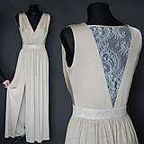 Šaty - Spoločenské šaty v antickom štýle rôzne farby - 6770021_
