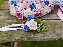 Pierka - AKCIA  pierko pre ženícha by michelle flowers - 6773328_