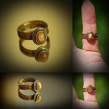 Prstene - slniečko - 6775031_