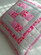 "Úžitkový textil - Jemná""pastelka""vankúš:) - 6773983_"
