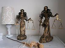 Sochy - Justície dvojičky - 6775499_
