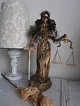 Sochy - Justície dvojičky - 6775500_
