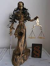 Sochy - Justície dvojičky - 6775501_