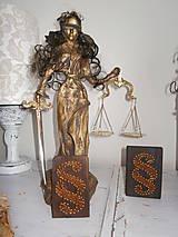 Sochy - Justície dvojičky - 6775505_