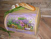 Levandulkovy chlebník :)