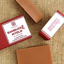 Drogéria - Luxusné karité mydlo s ružovým ílom - 6773945_