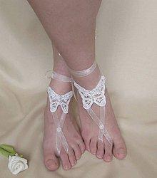 Iné šperky - Svadobné motýle - 6773264_