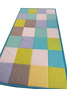 Úžitkový textil - Prehoz na posteľ bez aplikácií 90x200cm - 6780183_