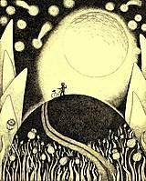 Papiernictvo - Pohlednice Měsíc - 6778839_