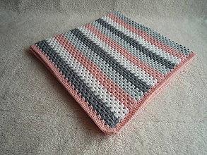 Textil - Pre vaše poklady - rose - 6779795_