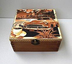 Krabičky - Krabička Havana - 6780696_