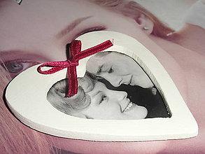 Darčeky pre svadobčanov - magnetka s fotkou - 6784014_