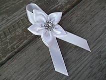 Pierka - Biele svadobne pierká - 6783228_