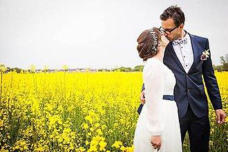 Šaty - Svadobné šaty pre sl.A - 6787086_