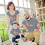 Tričká - Rodinné tričká (Koník zlatý) - 6784573_