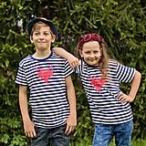 Tričká - Detské tričká (Líška červená) - 6784735_