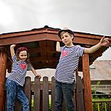 Tričká - Detské tričká (Líška červená) - 6784741_