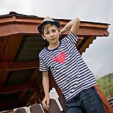 Tričká - Detské tričká (Líška červená) - 6784742_