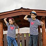 Tričká - Detské tričká (Líška červená) - 6784743_