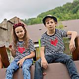 Tričká - Detské tričká (Líška červená) - 6784744_