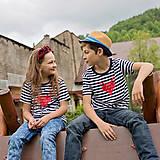 Tričká - Detské tričká (Líška červená) - 6784745_
