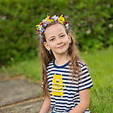 Tričká - Detské tričká (Žltý macko) - 6784765_