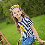 Tričká - Detské tričká (Žltý macko) - 6784767_