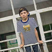 Tričká - Detské tričká (Macko zlatý) - 6784732_