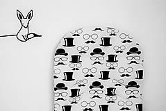 Textil - Obojstranná podložka do kočíka - 6788881_